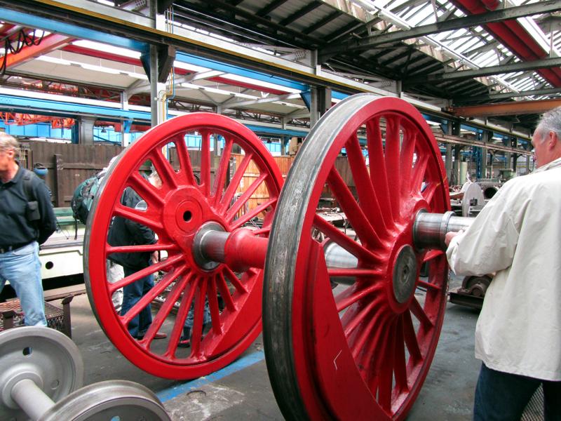 Radsatz-Werkstatt