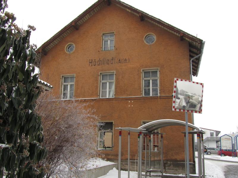 Bahnhof Höchstadt