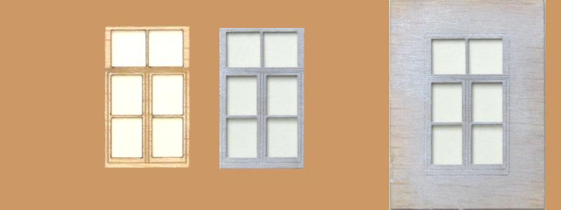 Fenster im Vergleich